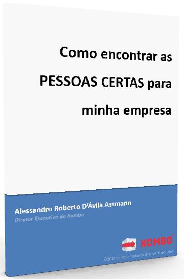 E-book: Como encontrar as pessoas certas para minha empresa
